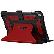 """UAG Metropolis Red iPad 10.2"""" 2019/2020 - Tablet-Hülle"""
