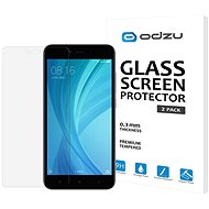 Odzu Glass Screen Protector 2er-Set Xiaomi Redmi Note 5A - Schutzglas