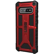 UAG Monarch Case Crimson Samsung Galaxy S10+ - Handyhülle