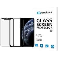 Odzu Glass Screen Protector E2E Kit iPhone 11 Pro/XS - Schutzglas