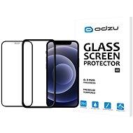 Odzu Glass Screen Protector Kit iPhone 12 Mini - Schutzglas