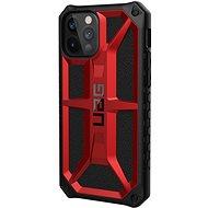 UAG Monarch Crimson iPhone 12/iPhone 12 Pro - Handyhülle