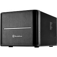 SilverStone CS280 - Schwarz - PC-Gehäuse