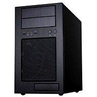 SilverStone TJ-08-E Temjin schwarz - PC-Gehäuse