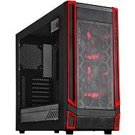 SilverStone RL05 Redline - PC-Gehäuse