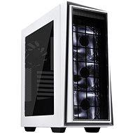 SilverStone Redline RL06WS-PRO weiß-schwarz - PC-Gehäuse