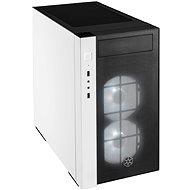 SilverStone Redline RL08 RGB weiß - PC-Gehäuse