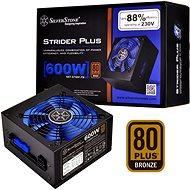 SilverStone ST60F-P 600 Watt Strider Plus series - PC-Netzteil