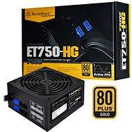 SilverStone Essential Gold ET750-HG 750W - PC-Netzteil