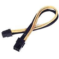 SilverStone VGA-Verlängerungskabel, 0.25m - Kabel