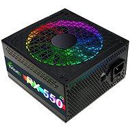 EVOLVEO RX 550 RGB LED 80Plus 550W - PC-Netzteil