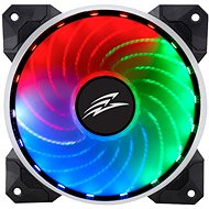 EVOLVEO 12R1R Rainbow RGB LED 120mm PWM - PC-Lüfter