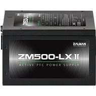 Zalman ZM500-LX - PC-Netzteil