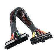 AKASA Reduzierung 24 Pin zu 20 + 4 Pin - Charging Splitter