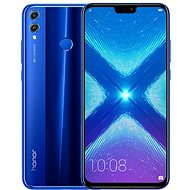 Honor 8X 128GB Blau - Handy