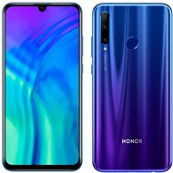 Honor 20 Lite Gradient Blue - Handy