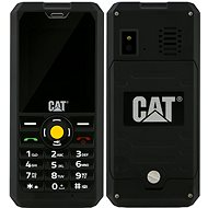 Caterpillar CAT B30 Black Dual SIM - Handy