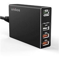 UNIBOS 4 Port 90W QC4 + Super Ladegerät - Ladegerät