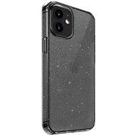 Uniq Hybrid iPhone 12 mini LifePro Tinsel antimikrobiell - Vapour Smoke - Handyhülle