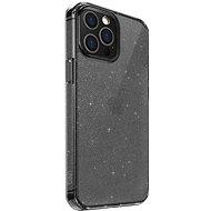 Uniq Hybrid iPhone 12 Pro Max LifePro Tinsel antimikrobiell - Vapour Smoke - Handyhülle