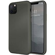 Uniq Lino Hue Hybrid iPhone 11 Pro Moss Grey - Handyhülle