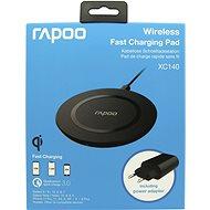Uniq Wireless-Ladegerät 2,5 W, 5 W / 7,5 W / 10 W, USB-A zu USB-C, einschließlich Adapter - Kabelloses Ladegerät