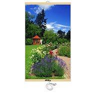 UNITY energiesparendes Heiz-Infrapanel -für den Garten - Elektroheizung