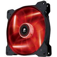 Corsair AF140 Quiet Edition, rote LED - Ventilator