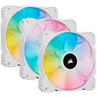 Corsair iCUE SP120 RGB ELITE Triple Pack White + Lightning Node Core - PC-Lüfter