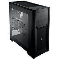 Corsair 300R Carbide Series schwarz mit transparenten Seiten - PC-Gehäuse