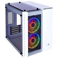 Corsair Crystal Series 280X RGB Tempered Glass Weiß - PC-Gehäuse