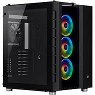 Corsair Crystal Series 680X Tempered Glas RGB schwarz - PC-Gehäuse