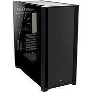 Corsair 5000D Tempered Glass Black Schwarz - PC-Gehäuse