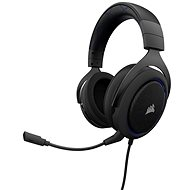 CORSAIR HS50 STEREO Blau - Gaming Kopfhörer