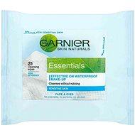 Garnier Skin Naturals Essentials Reinigungstücher 25 Stück - Abschminktücher