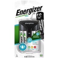 Energizer Pro Charger +4AA Power Plus 2000mAh - Ladegerät