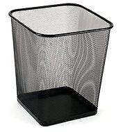 VICTORIA schwarz - für Papier - Abfalleimer