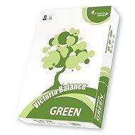 Büropapier VICTORIA Balance Green A4 - Recycling - Kancelářský papír