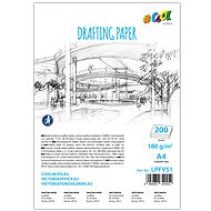 VICTORIA für technische Zeichnungen A4/200 Blätter 180 g/m2 - Skizzenblock