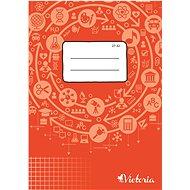 VICTORIA A5 quadratisch - Heft