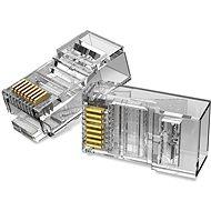 Vention Cat.5E UTP RJ45 Modular Plug Transparent 100er Pack - Konnektor