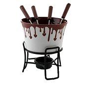 Banquet Schokoladenfondue-Set 6-Tlg. CHOCO DARK A11612 - Fondue