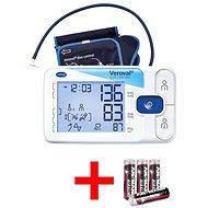 Hartmann Veroval Duo Control digitales Blutdruckmessgerät mit Comfort Air Manschette L 32 - 42 cm - Druckmesser