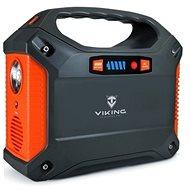 Viking GB155W - Solarladegerät mit Baterie