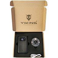 Viking Geschenkset Powerbank GO10 Schwarz + Speicherkartenleser 4in1 - Powerbank
