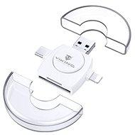 VIKING V4 USB 3.0 4v1 Weiß - Kartenleser
