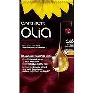 GARNIER Olia 6,66 Klar Granatrot - Haarfärbemittel