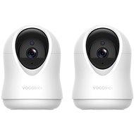 VOCOlinc Smart Indoor Camera VC1 Opto - 2 Stück Set