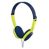 Hama Kids blau / grün - Kopfhörer