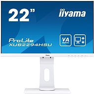 """22"""" iiyama XUB2294HSU-W1 - LCD Monitor"""